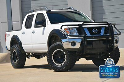 2008 Frontier SE NISMO OFFROAD 4X4 CREW LIFTED TRK FRESH TRADE 2008 NISSAN FRONTIER CREW SE NISMO 4X4 LIFTED S/ROOF FRESH TRADE GREAT LOOKING