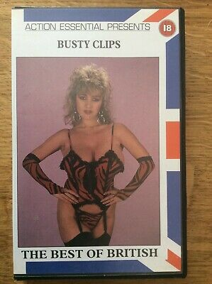 Vintage Glamour VHS. Not a magazine or DVD.