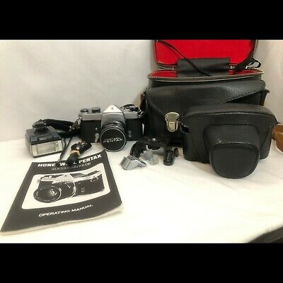 Vintage Pentax Honeywell Spotmatic Camera
