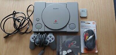 Used SCPH-1001 Playstation Launch Edition Console