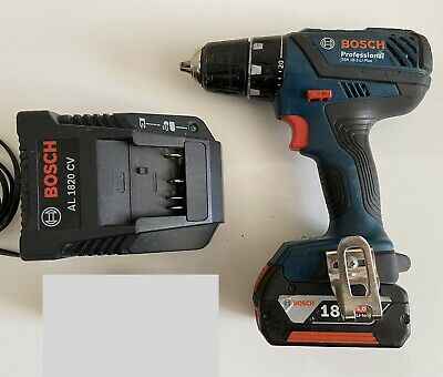 PERCEUSE VISSEUSE BOSCH Professional GSR 18 V 2 Li Plus 1