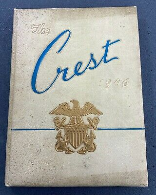 1946 Holy Cross College US Navy ROTC Yearbook