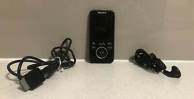 Sony Digital Media Player - Model NWZ-S738F