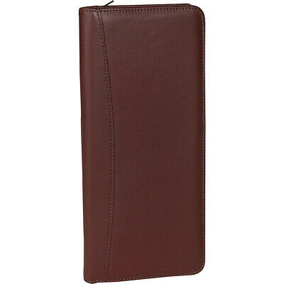 Royce Leather Expanded All Nappa Cowhide Document Case Travel Wallet NEW