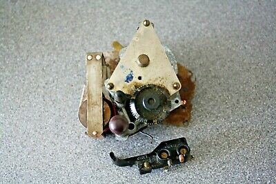 Vintage Smiths Sectric Alarm Clock Movement parts spares repairs