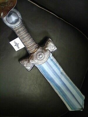 Soft Play Plush Medieval Knights Sword  Pillow Fight Cushion. Stress Relief