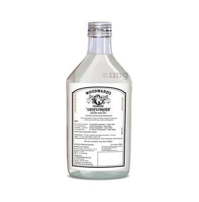 """New WOODWARD'S GRIPE WATER FOR COLIC IN BABIES,""""an Ayurvedic formulation"""" 130ML"""