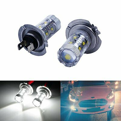 2 DRL Bulbs Lamp Audi A1 21w Big Capless Daylight Day light W21W