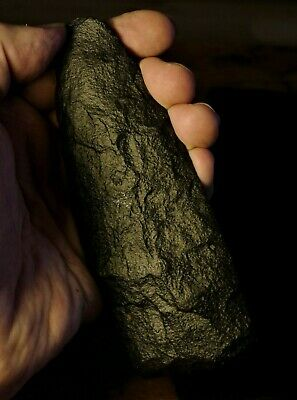 Middle Stone Age Obsidian Spearhead - found Chad, Africa
