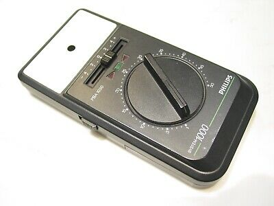 Philips System 1000 PBA 1030 Dark Room Exposure Meter same as Paterson EM1030