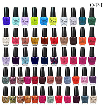 OPI Nail Polish - Choose Your Colour - FREE Postage + Tracking