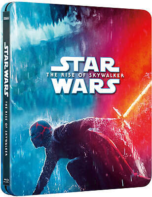 Star Wars : Rise of Skywalker - 3D and 2D Blu-ray SteelBook LIMITED EDITION !!