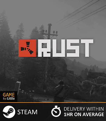 Rust | PC, Steam, Region Free, Global | Fast Delivery