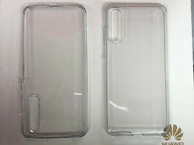 Genuine OEM Huawei Clear Silicone Case Cover for Huawei P20 Pro