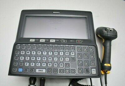 Symbol VC5090 Data Terminal Fixed Mount Forklift With Motorola LS3408 Scanner