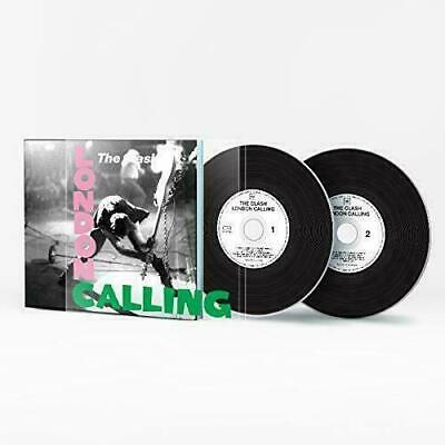 THE CLASH LONDON CALLING 2 CD -  Limited Special Sleeve (October 11th 2019)