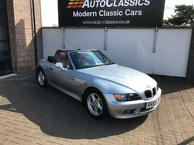 1998 BMW Z3 1.9 2dr CONVERTIBLE Petrol Manual