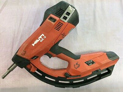 GX 3 Gas Nailer w/ Case (Used)