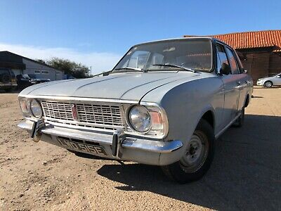 Ford Cortina (Needs Restoration) 1967
