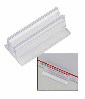 Sign Holder Adhesive Back Pack of 20