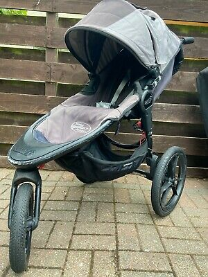 Baby Jogger Summit X3 Running Jogging Buggy - All Terrain - New Chassis.