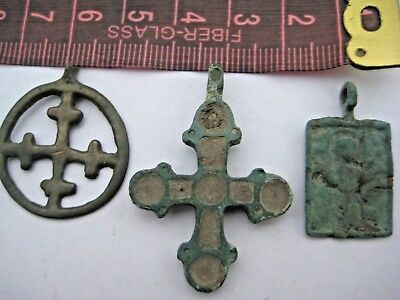 Byzantine Church Celtic Sun Blessing Cross Crucifix Pendant