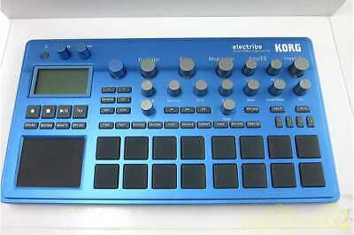 KORG Electribe 2 - BL BLUE Color Power Supply Accessories No Box electribe2-BL
