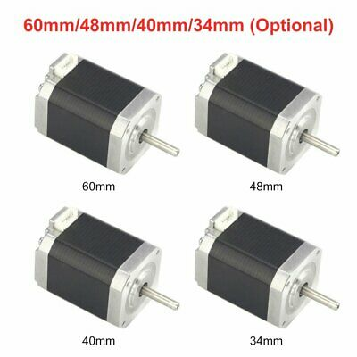 42HD 1.8Degree NEMA17 2Phase 4-wire Stepper Motor For 3D Printer CNC Robot C2 SP