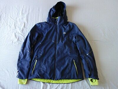 kjus junior line kids youth recco jacket ski snowboard 176