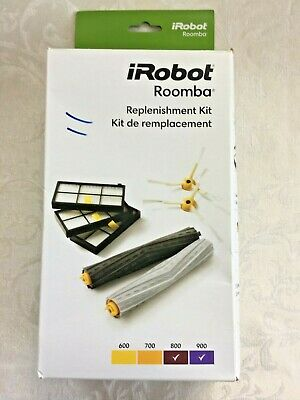 iRobot  Authentic Replacement Parts- Roomba e and i Series Replenishment Kit