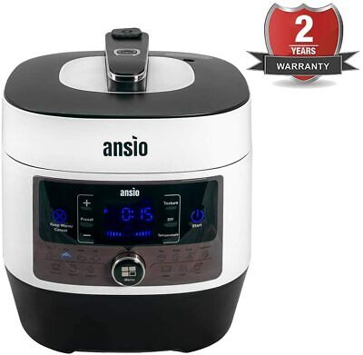 ANSIO Electric Pressure Cooker/Electronic Multi-function Cooking Pot/slow cooker