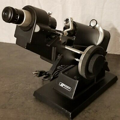 Marco 101 Lensmeter With Prism Compensator Good Condition