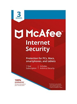 McAfee Total Protection 5 Device NUEVO