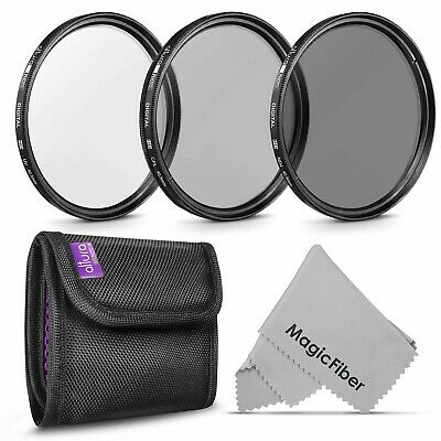 67MM Altura Photo Professional Photography Filter Kit for Camera Lens