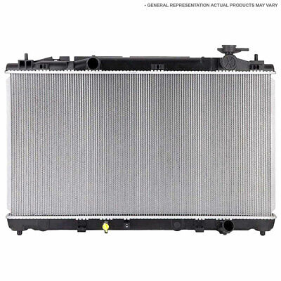 For Ford Ranger & Mazda B2500 1998 1999 2000 2001 New Radiator TCP