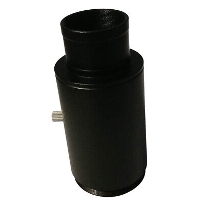 1.25INCH Extension Tube Sleeve Eyepiece Telescope Mount Adapter for DSLR Camera