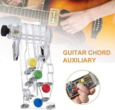 Guitar Teaching Aid Classical Guitar Learning System Study Practice Chord Train