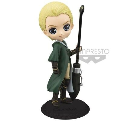 HARRY POTTER - Figurine de collection Q Posket Draco Malfoy Quidditch NEUF !