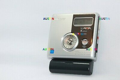 Sony Mz Nh900 Minidisc Player Net Md With Microphone ..