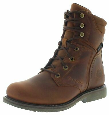 Harley-Davidson DARNEL CE Brown Men's laced boots