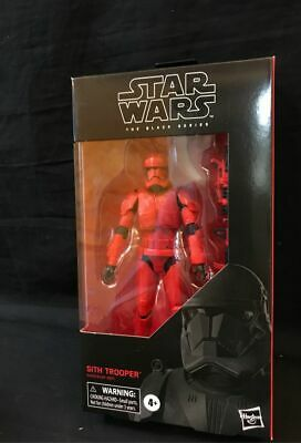 "Star Wars The Black Series Sith Trooper 6"" Action Figure"