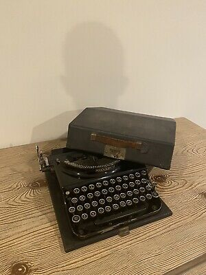 Remington Monarch Antique Typewriter