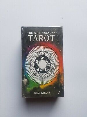 Wild unknown tarot deck (New) (Ships in Canada)