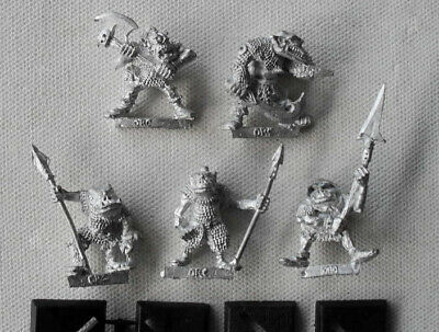 WARHAMMER Rare shields boucliers classic oldhammer 1993  bitz  OOP