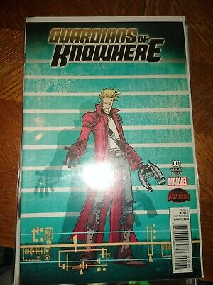 GUARDIANS OF KNOWHERE #1 SKOTTIE YOUNG VARIANT GAMORA CONNECTING COVER