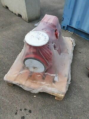 Electric fire water pump