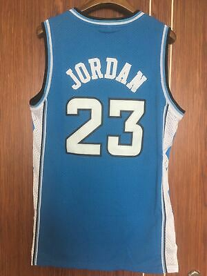 Men Michael Jordan #23 North Carolina Tar Heels Basketball Jersey S-XXL Stitched
