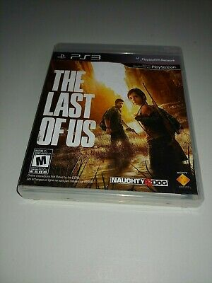 The Last of Us (Sony PlayStation 3, 2013) NAUGHTY DOG MATURE FAST SHIPPING PS3