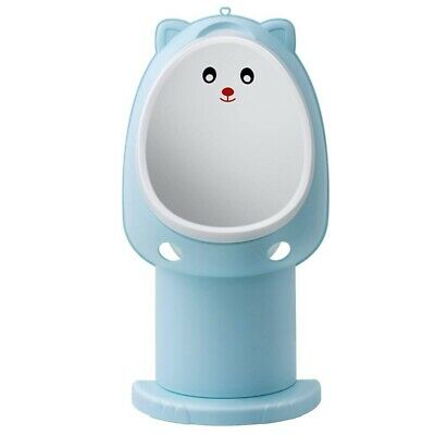 Potty Training Urinal Kids Toddler Pee Trained Bathroom Funny Baby Training Q1Y2