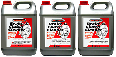 5L Polygard Brake Parts Clutch Cleaner Professional  15 Litre 100% pure solvent